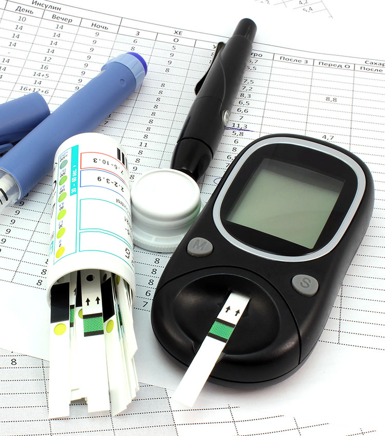 Instruments for monitoring glucose levels