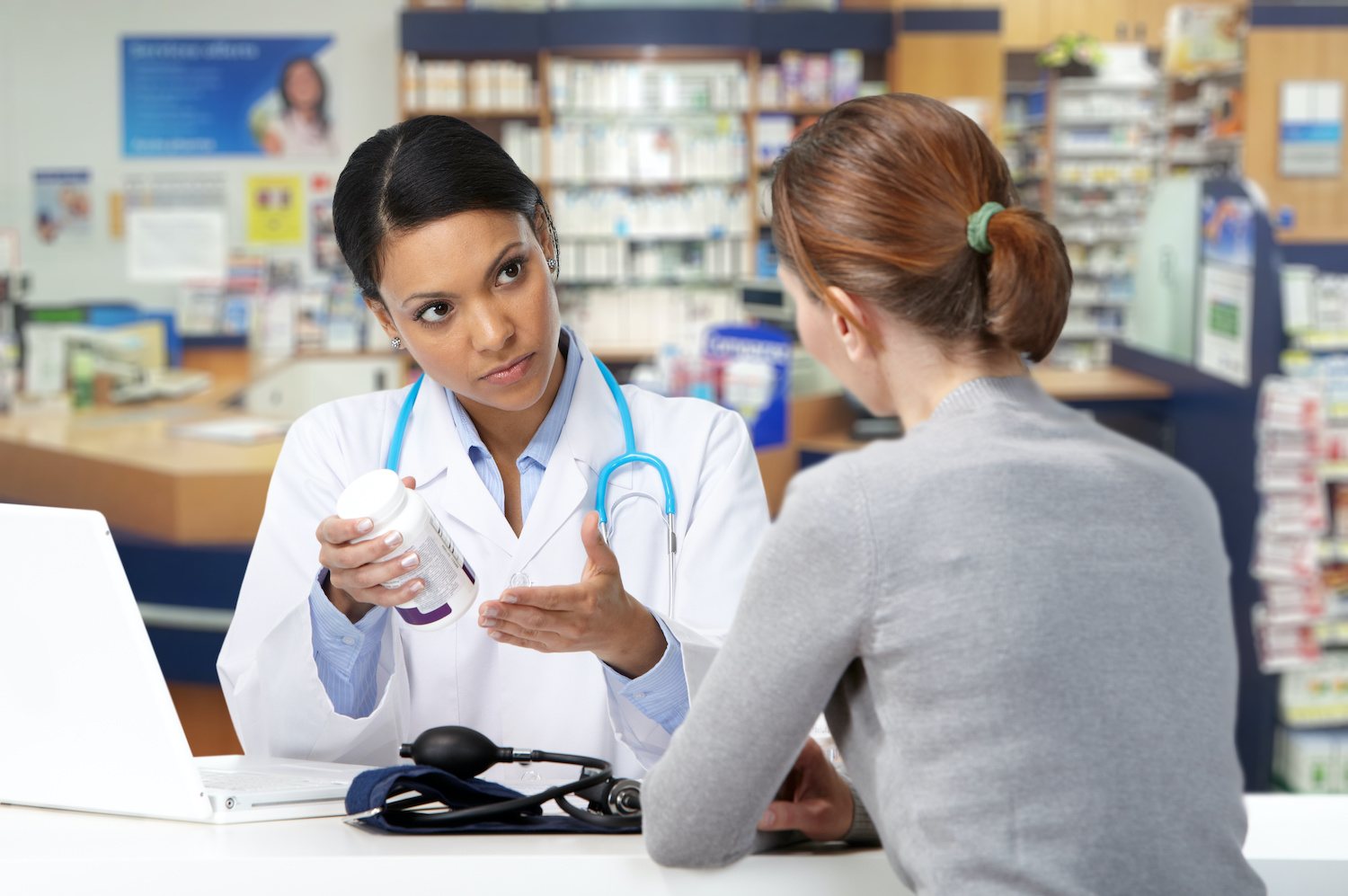 Having trouble keeping your medications straight? Stop by any of our stores to sit down with one of our pharmacists and let them answers any questions you may have about your medications!